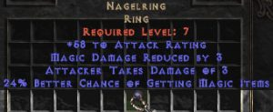Nagelring - 15-24% MF