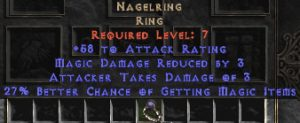 Nagelring - 25-29% MF