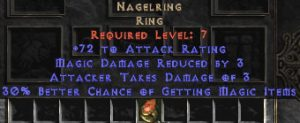 Nagelring - 30% MF