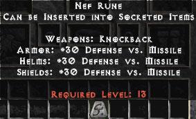 Nef Rune