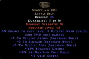 Snowclash 15-19 Blizzard