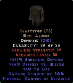 Shaftstop - Ethereal