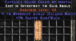 Paladin Offensive Auras w/ 7% FRW GC