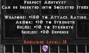 Perfect Amethyst