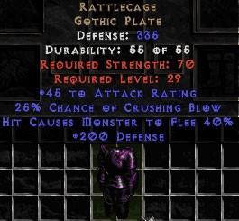Rattlecage
