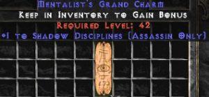 Assassin Shadow Disciplines GC (plain)