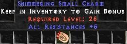 5 Resist All SC (plain)