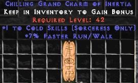 Sorceress Cold Skills w/ 7% FRW GC