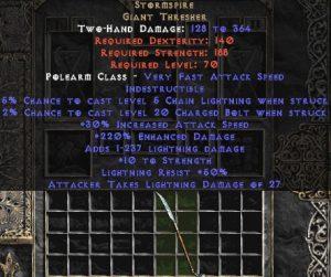 Stormspire 220%+ ED