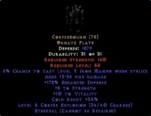 Corpsemourn - Ethereal