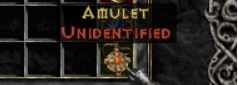 10 x Unid Rare Amulets