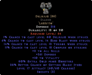 Delirium Diadem