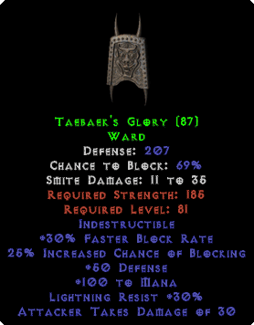 Taebaek's Glory