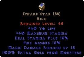 Dwarf Star - 15 MDR - Perfect