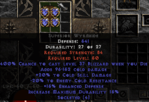 =+20/-20 Cold Facet Die Wyrmhide