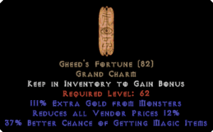 Gheed's Fortune 35-39% MF