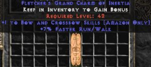 Amazon Bow & Crossbow Skills w/ 7% FRW GC