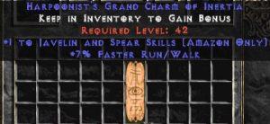 Amazon Javelin & Spear Skills w/ 7% FRW GC
