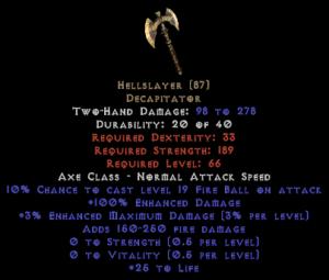 Hellslayer