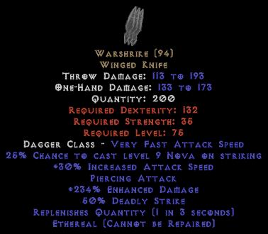 Warshrike - Ethereal