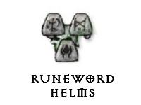 Runewords Helms
