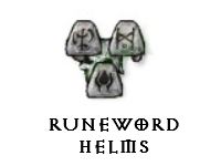 Runewords Helms