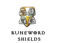 Runewords Shields