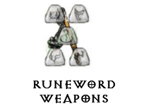 Runewords Weapons
