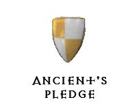 Ancient's Pledge
