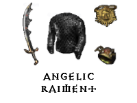 Angelic Raiment