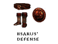 Hsarus' Defense