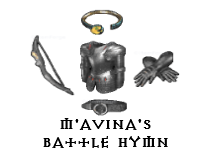 M'avina's Battle Hymn