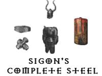 Sigon's Complete Steel
