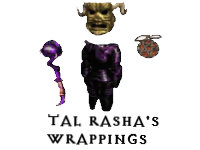 Tal Rasha's Wrappings
