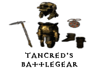 Tancred's Battlegear